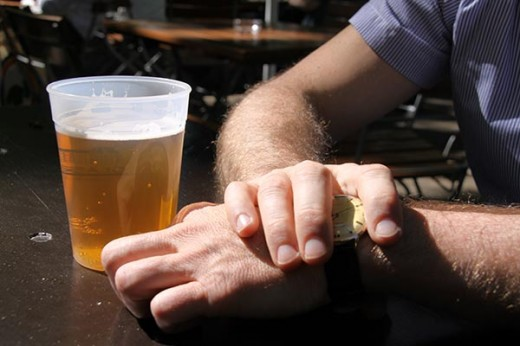 Workplace alcohol testing